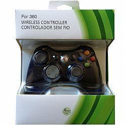 Controle Xbox 360 Knup Sem-fio
