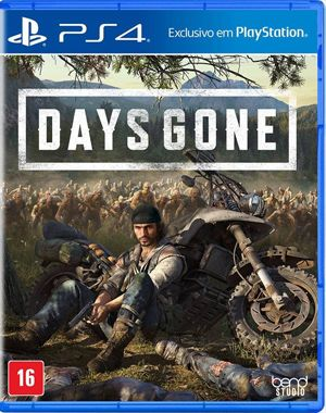Jogo Days gone ps4