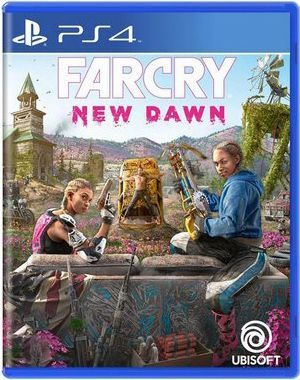 Jogo Farcry New dawn ps4