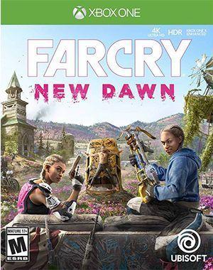 Jogo Far cry new dawn xbox one