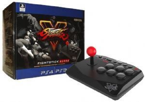 Madcatz Arcade Fightstick Alpha Ps4/ps3 - Street Fight V